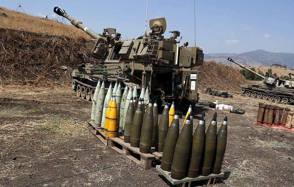 Israeli military: Iran boosting effort to give Hezbollah precision-missile capability