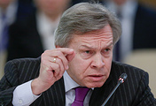Head of the Russian delegation at the PACE Alexei Pushkov