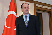 Turkish Ambassador to Russia Umit Yardym