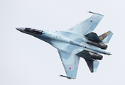 Russia's Su-35 fighter jet