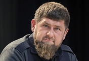 Chechen head Ramzan Kadyrov