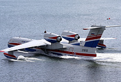 Be-200 amphibious aircraft