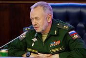 Russia's Deputy Defence Minister Alexander Fomin