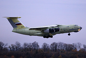 Il-76MD-90A military transport plane