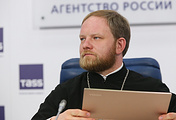 Spokesman for Patriarch Kirill of Moscow and All Russia, Priest Alexander Volkov