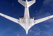 Tu-160 strategic bombers