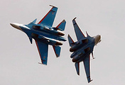 Russian Knights aerobatics team