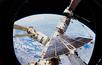 On February 20, 1986, the Soviet Union launched Mir space station