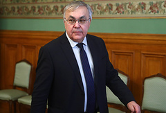 Russia's Deputy Foreign Minister Sergei Vershinin