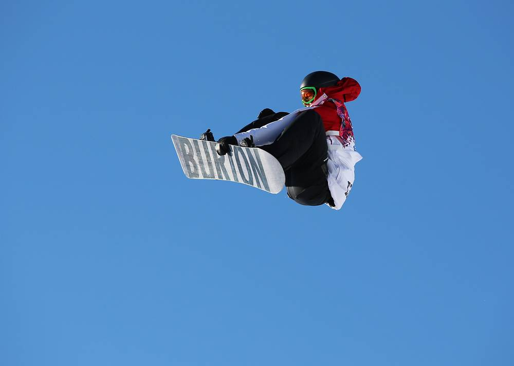 Mark McMorris of Canada won the Bronze