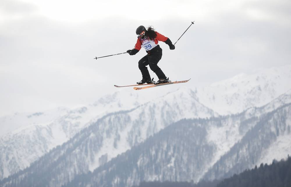 Another debut at Sochi Olympics is Paraguay. Freestyle skier Julia Marino competed for the US untill 2013.