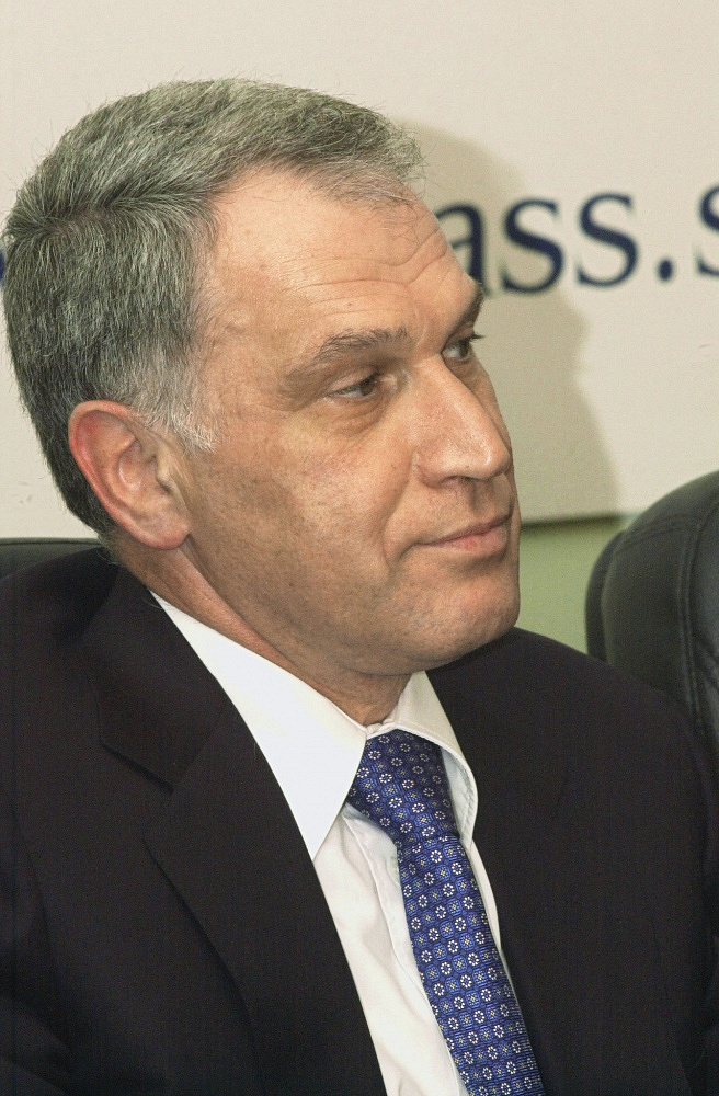 Board chairman of Rossiya bank Yuri Kovalchuk
