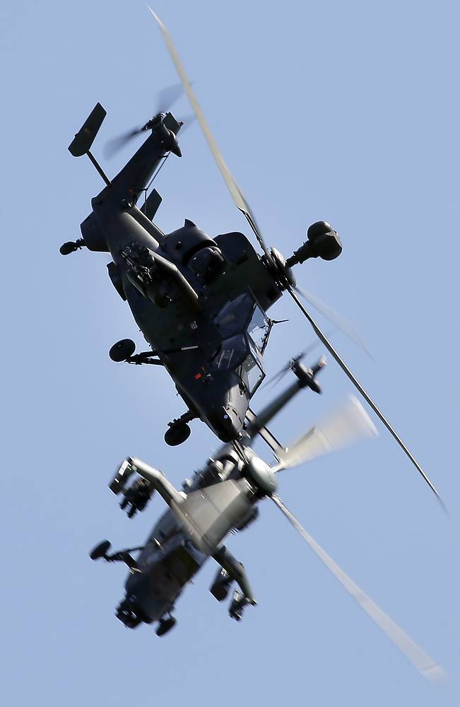 Tiger Helicopters