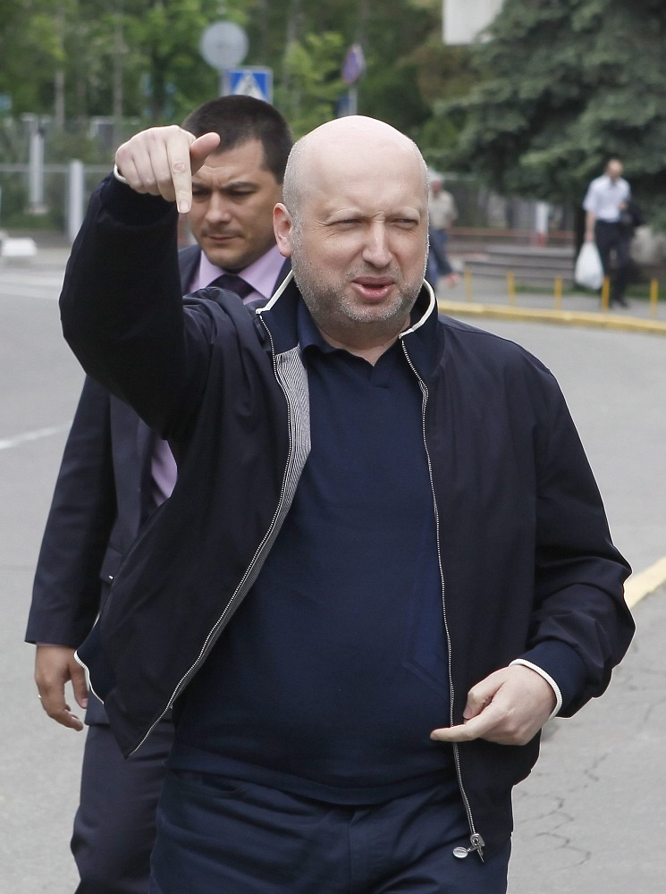 In early Kiev mayor election of 2008 Klitschko was third. This time, not only Chernovetsky, but also Alexander Turchynov (photo) finished ahead of him