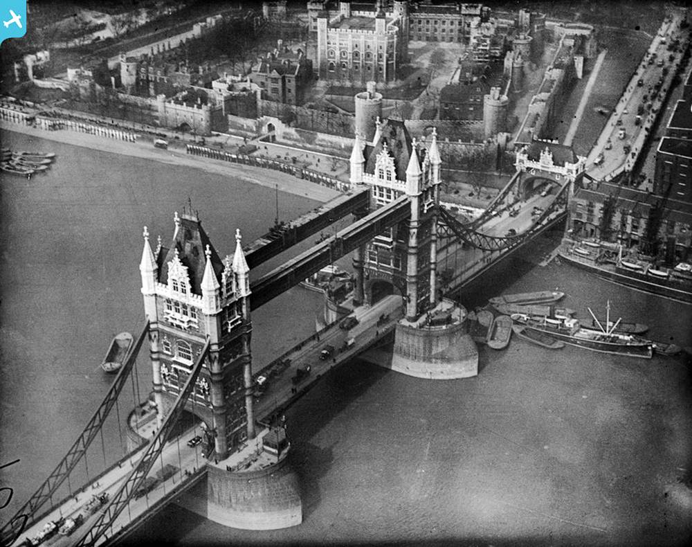 The famous Tower Bridge in London was opened 120 years ago, on June 30 1894