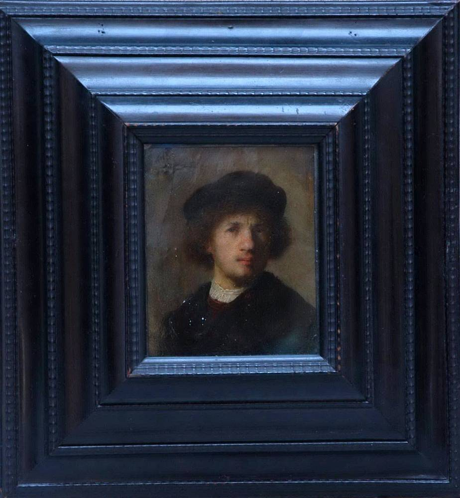 On December 22, 2000, Rembrandt's self-portrait (photo) valued at $28 mln. was stolen from Sweden's National Museum. In 2005, the painting was found by the Danish police at a hotel in Copenhagen
