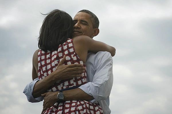 "The most retweeted ever tweet by a politician was posted by US President Barack Obama winning another term as US president. ""Four more years,"" he wrote with picture of himself hugging his wife. During the first 24 hours it was retweeted  771,635 times"