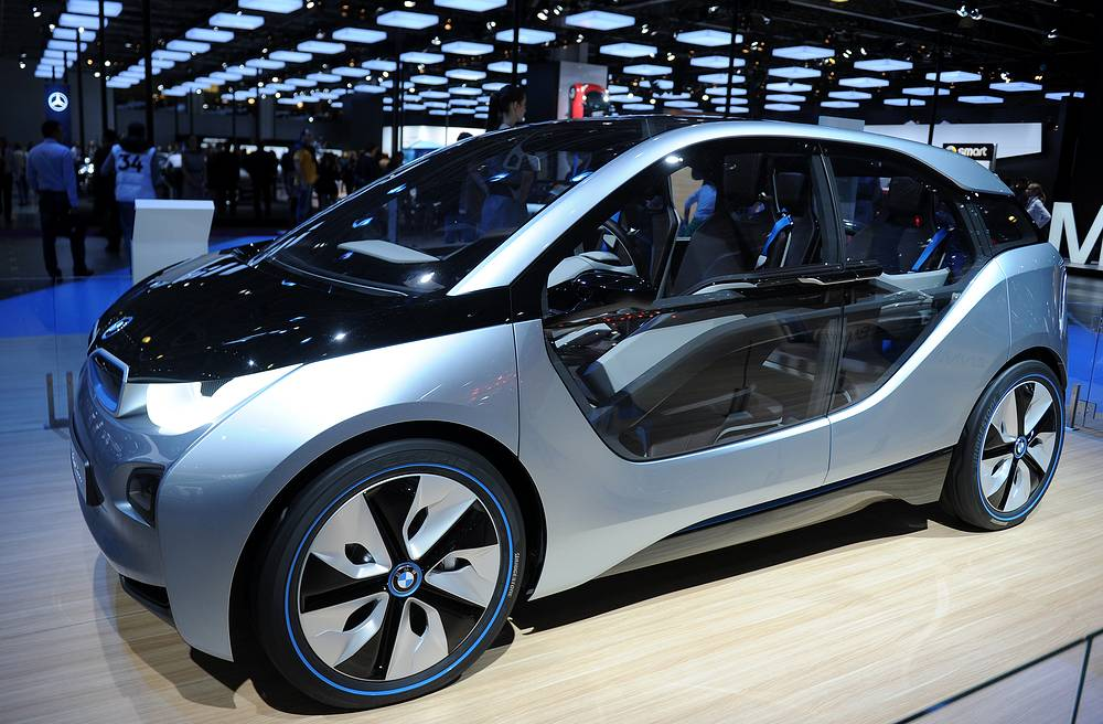 BMW i3 electric Concept