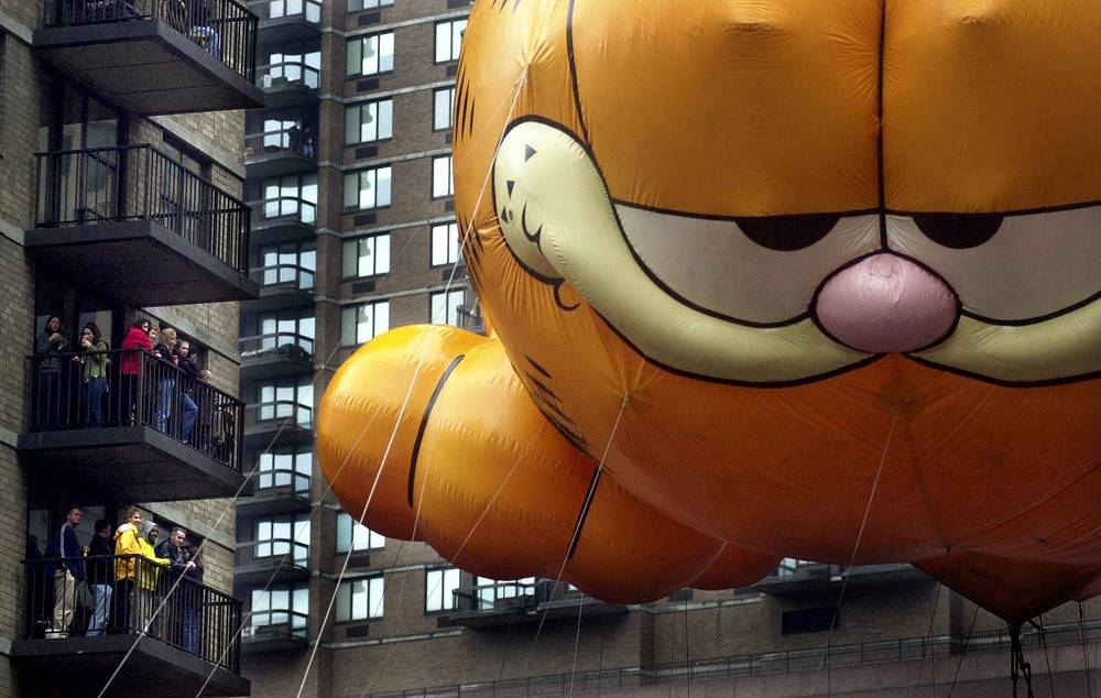 Macy's Thnaksgiving Day Parade in 1999
