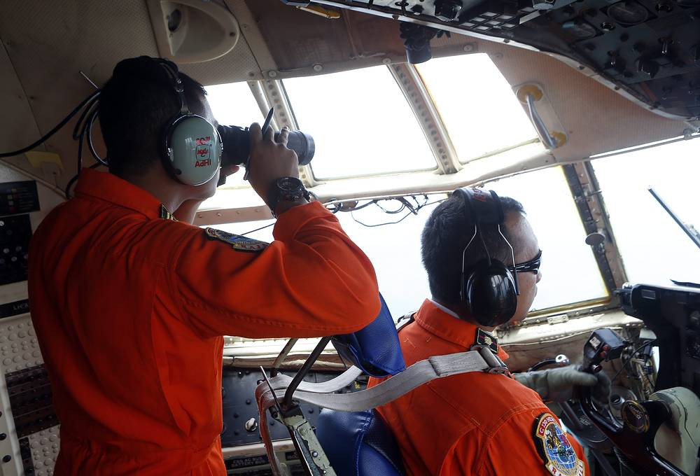 On December 30 the head of Indonesia's national search and rescue agency confirmed that the discovered debris in the sea belonged to the missing passenger aircraft