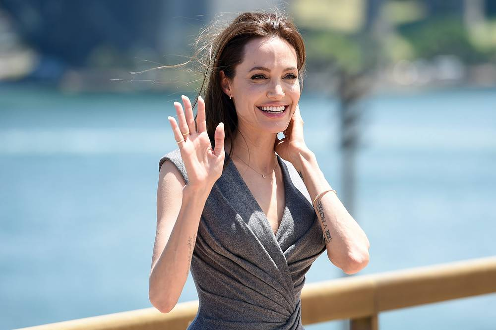 US actress and director Angelina Jolie completed three months of surgical procedures to remove both breasts in order to deal with cancer threat