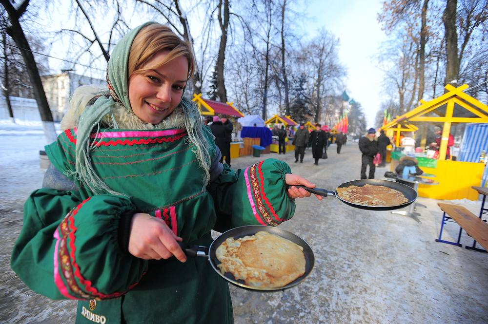 Maslenitsa is an Eastern Slavic religious and folk holiday