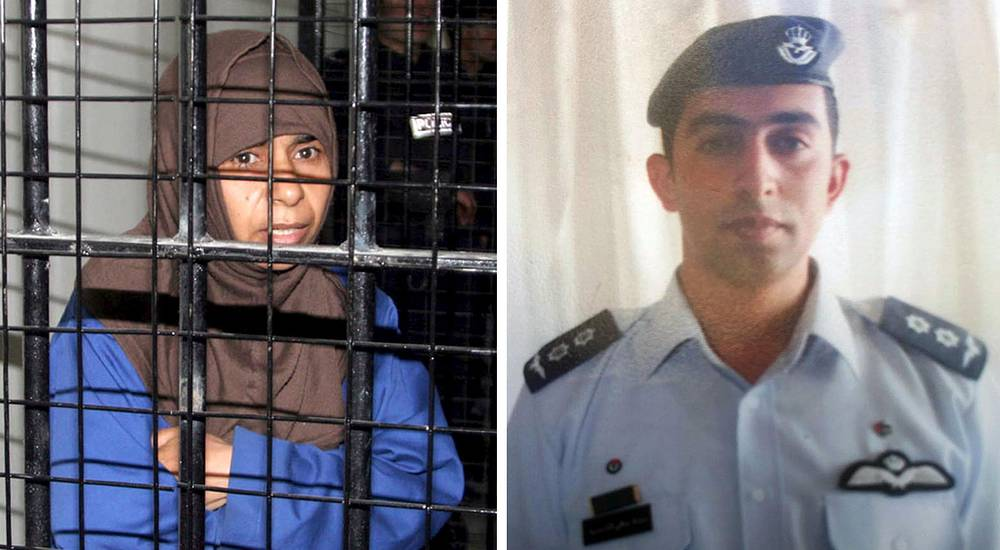 An exchange of Jordanian pilot Moaz al-Kasasbeh, captured by IS and Sajida Mubarak al-Rishawi, the woman suicide-bomber who failed to blow herself up as part of bomb attacks in a Jordanian hotel in 2005, failed