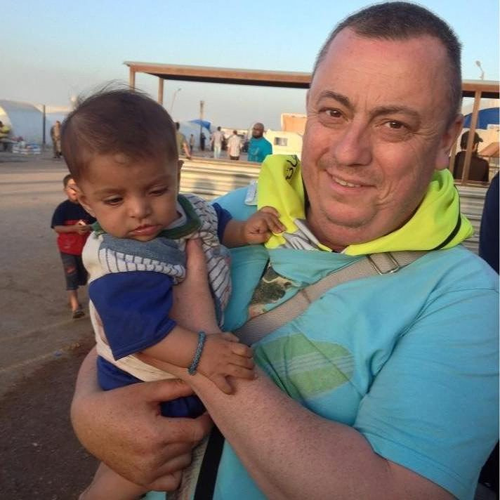 Alan Henning was kidnapped in December 2013 in Syria while delivering aid as a volunteer