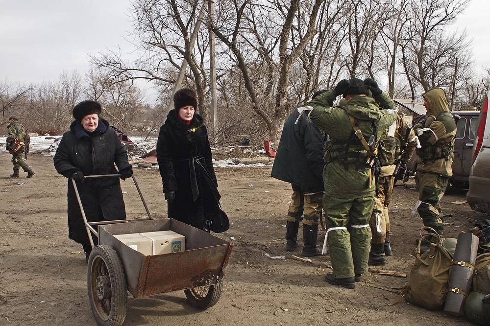 Deaths in the Ukraine conflict have reached almost 5,700 and may be far higher, according to the United Nations human rights office