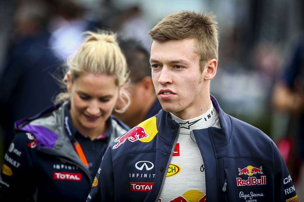 Russian Formula One driver Danill Kvyat made his debut in Red Bull team during the pre-season testings at Montmelo track in Barcelona, Spain