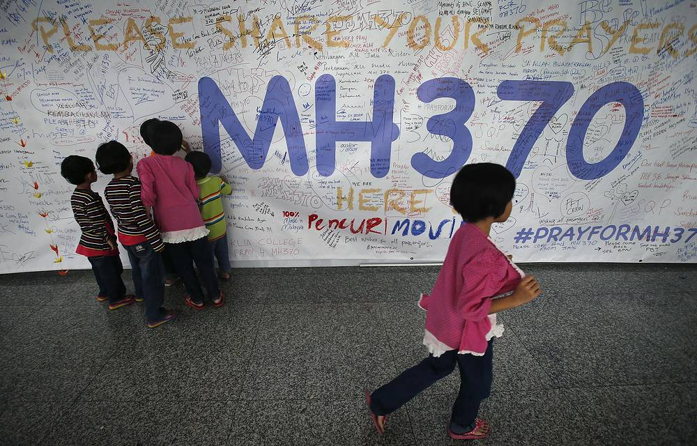In late January, the Malaysian authorities said it had crashed an all 239 passengers on board had been killed