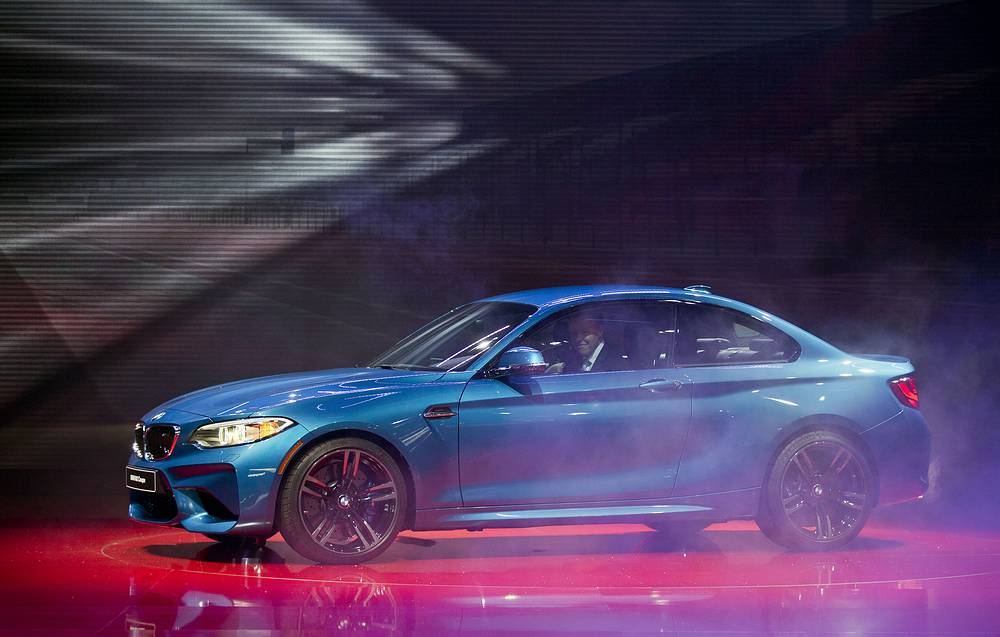 BMW M2 sports coupe