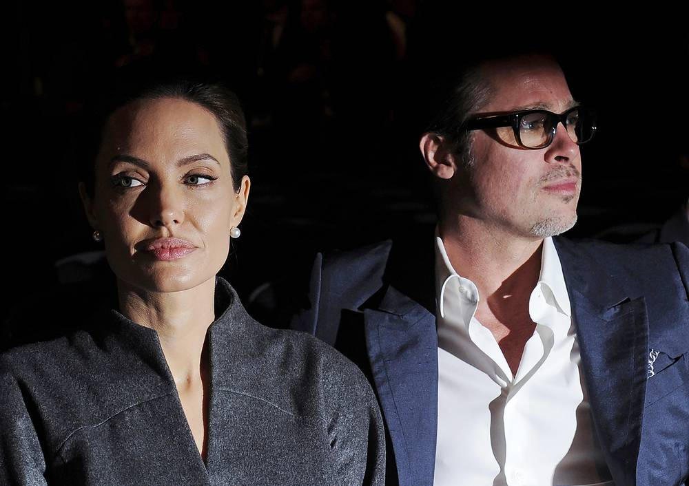 According to media reports from 20 September 2016, Angelina Jolie filed for divorce from her husband Brad Pitt, bringing an end to one of the world's most tabloid-generating romances