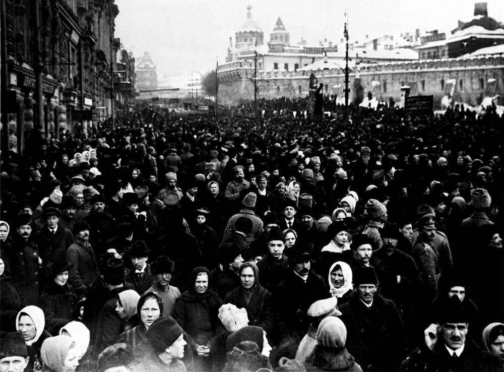 As a result of World War I, Russia had been suffering from a number of economic and social problems. Food was in short supply and this led to rising prices. By January 1917 the price of commodities in Petrograd had increased six-fold