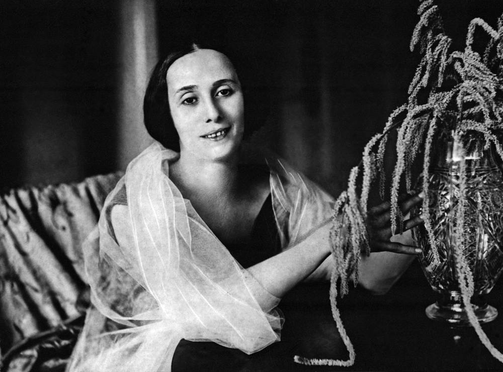 Pavlova is most recognized for the creation of the role The Dying Swan. She became the first ballerina to tour ballet around the world