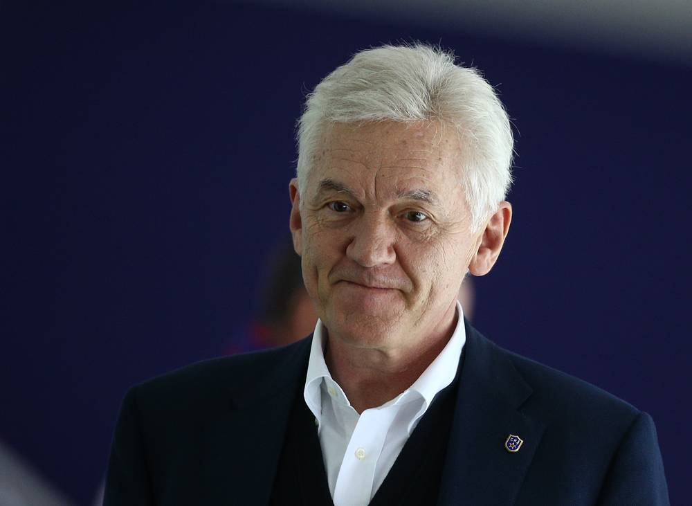 Gennady Timchenko, one of the main shareholders of Sibur Holding, $16 bln