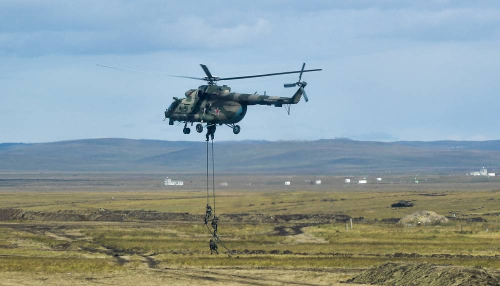 More than 1,000 planes, helicopters and unmanned aerial vehicles are involved in the exercise