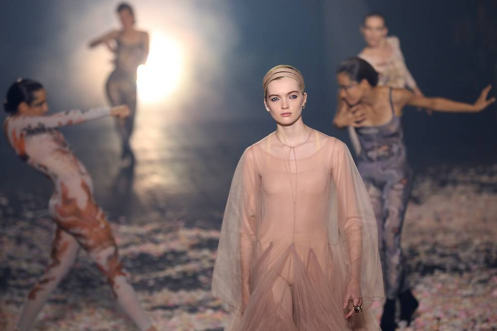 The Spring Summer 2019 Women's collections are presented at the Paris Fashion Week from September 24 to October 2