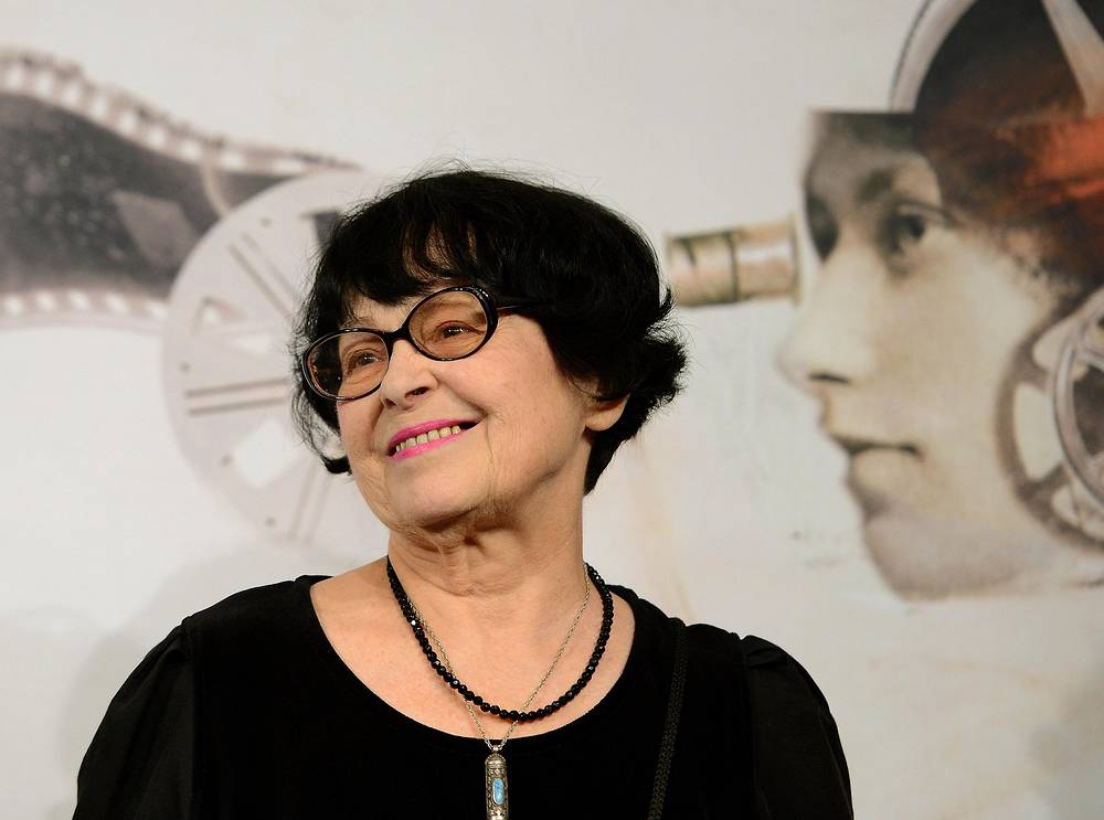 Award-winning director and screenwriter Kira Muratova died on June 6 at the age of 83