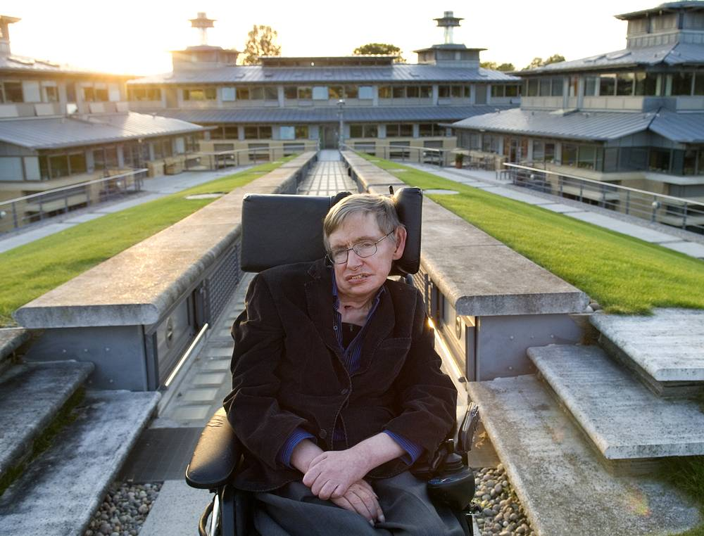 Professor Stephen Hawking, one of the world's finest scientific minds, died on March 14 at the age of 76