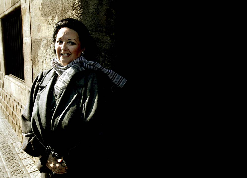 Famed Spanish opera singer Montserrat Caballe died on October 6. She was 85