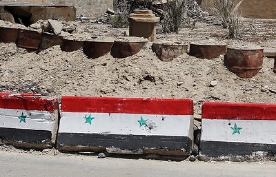 British lawmaker says Western attempts to resolve Syrian crisis fail