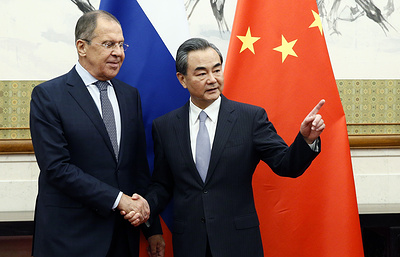 Russia, China fostering strategic relations — Lavrov