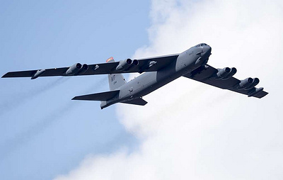 US bomber flies over Baltic Sea 150 km from Russia's border – Defense Ministry