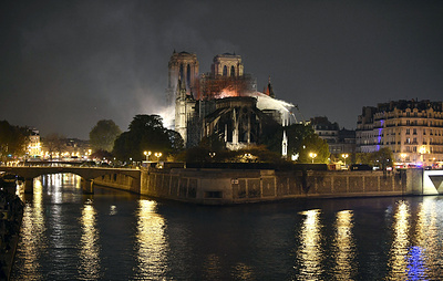 UNESCO to discuss ways to help France restore Notre Dame cathedral after fire – diplomat