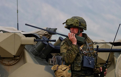 Two Russian contract soldiers wounded in Tajikistan