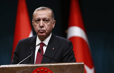 Erdogan claims Russia, US, France are supplying weapons to Armenia