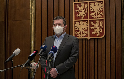 Czech official denies reports of plans to exchange data on Vrbetice blasts for vaccines