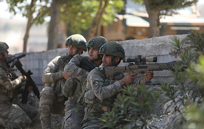 Clashes between Turkish troops, Kurdish fighters reported in northern Iraq – TV