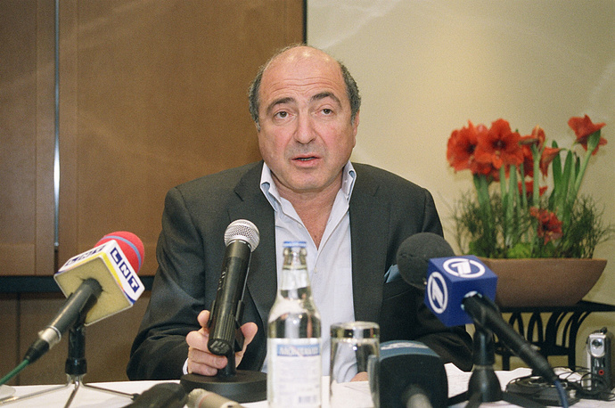 March 23. Russian business tycoon Boris Berezovsky passes away